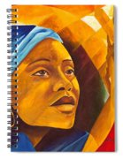 The First Mother Spiral Notebook