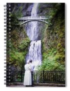 The First Time Spiral Notebook