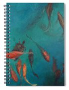 the Fish of Cabo Spiral Notebook
