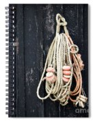 The Fisherman's House Spiral Notebook