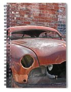 The Fixer Upper Spiral Notebook