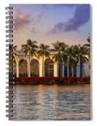 The Flagler Museum Spiral Notebook