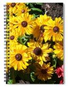 The Flower 16 Spiral Notebook