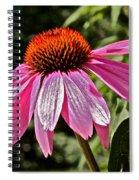 The Flower Spiral Notebook