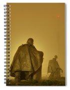 The Fog Of War #2 Spiral Notebook