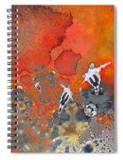 The Football Game Spiral Notebook