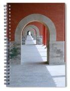 The Forbidden City Spiral Notebook