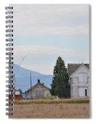 The Forgotten Home Spiral Notebook