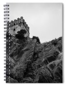 The Fortress Spiral Notebook