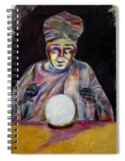 The Fortune Teller Spiral Notebook