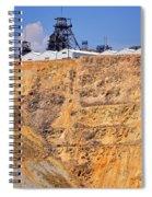 The Frane Spiral Notebook