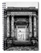 The Free Library Of Philadelphia - Manayunk Branch Spiral Notebook