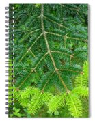 The Freshness Of New Growth Is A Thing Of Beauty And Wonder Spiral Notebook