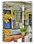 The Front Porch 2 Spiral Notebook