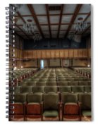 The Front Row Spiral Notebook