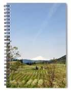 The Fruits Of  Mount Hood Spiral Notebook