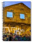 The Fun House Spiral Notebook
