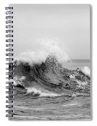 The Fury Spiral Notebook