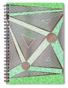 The Gamble Spiral Notebook