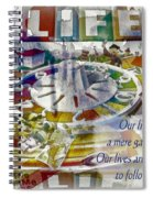 The Game Of Life Spiral Notebook