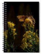 The Game Of Nature Spiral Notebook