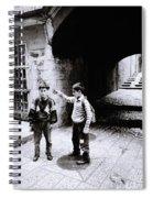 Execution  Spiral Notebook