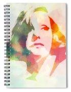 The Garbo 2 Spiral Notebook