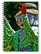 The Garden Guy Spiral Notebook