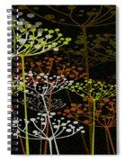 The Garden Of Your Mind 2 Spiral Notebook