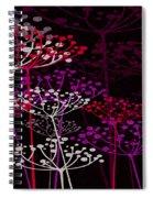 The Garden Of Your Mind 3 Spiral Notebook