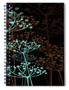 The Garden Of Your Mind 4 Spiral Notebook