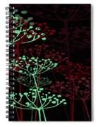 The Garden Of Your Mind 6 Spiral Notebook