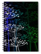 The Garden Of Your Mind Rainbow 1 Spiral Notebook