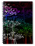 The Garden Of Your Mind Rainbow 2 Spiral Notebook