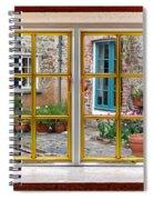 The Garden Spiral Notebook