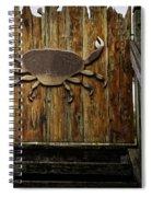 The Gate Keeper Spiral Notebook