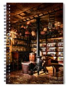 The General Store In My Basement Spiral Notebook