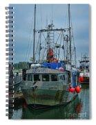 The Genesta Hdrbt4237-13 Spiral Notebook