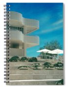 The Getty Panel 1 Spiral Notebook
