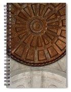 The Gettysburg Pennsylvania State Memorial  4 Spiral Notebook