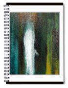 The Ghost In You Spiral Notebook