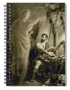 The Ghost Of Julius Caesar, In The Play Spiral Notebook