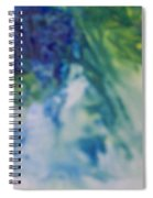 Ghost Of Puff Dragon Spiral Notebook