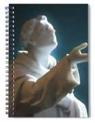 The Gift Of A Rosary Spiral Notebook