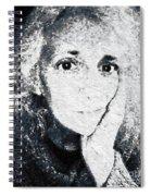 The Gingerbread Girl Spiral Notebook