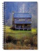 The Gladie Cabin  Spiral Notebook