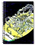 The Glass Scorpion Spiral Notebook