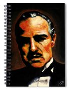 Godfather Spiral Notebook