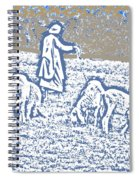 The Good Shepherd 2 Spiral Notebook