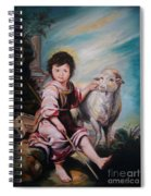 The Good Shepherd Spiral Notebook